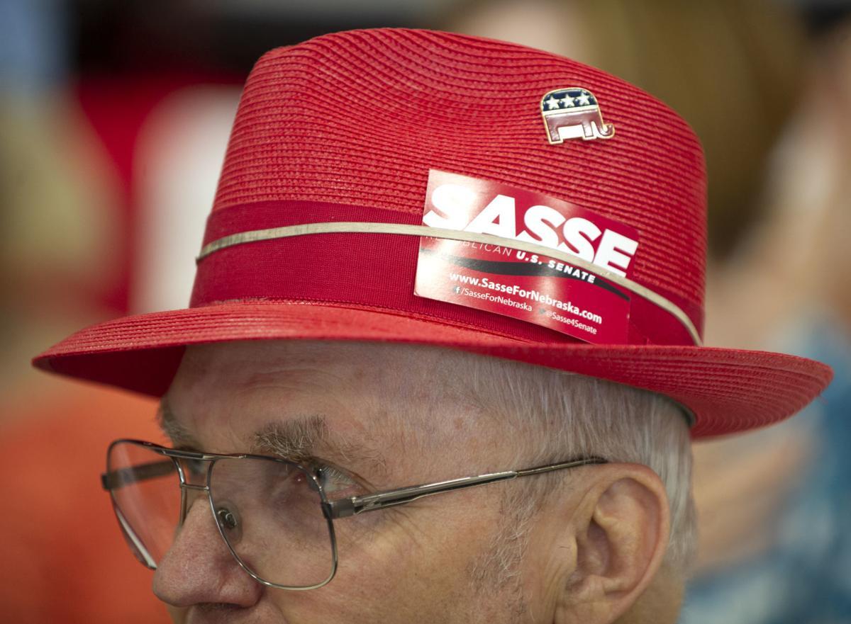 U.S. Senator Ben Sasse, 8.5