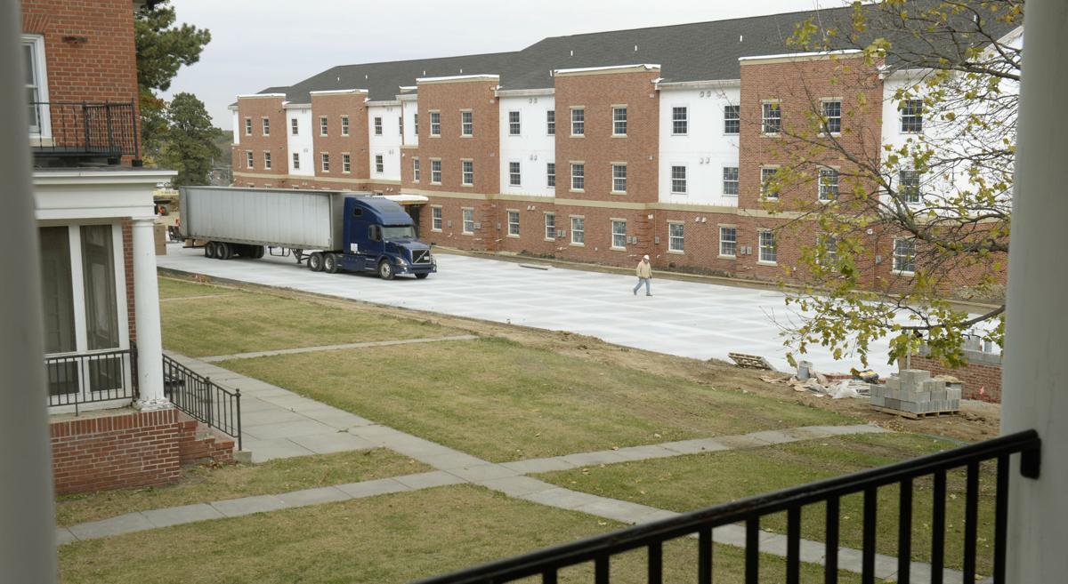 VA campus