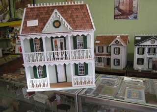 Leonard Unfinished Furniture Doll House Jpg