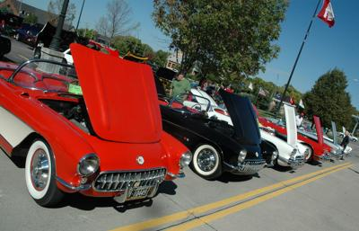 1959-62 Corvettes