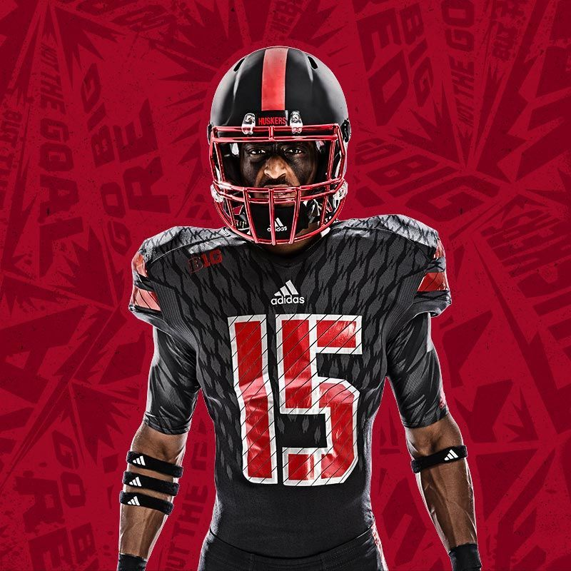 Adidas officials want black alternate unis to honor the red  N ... e144300f9