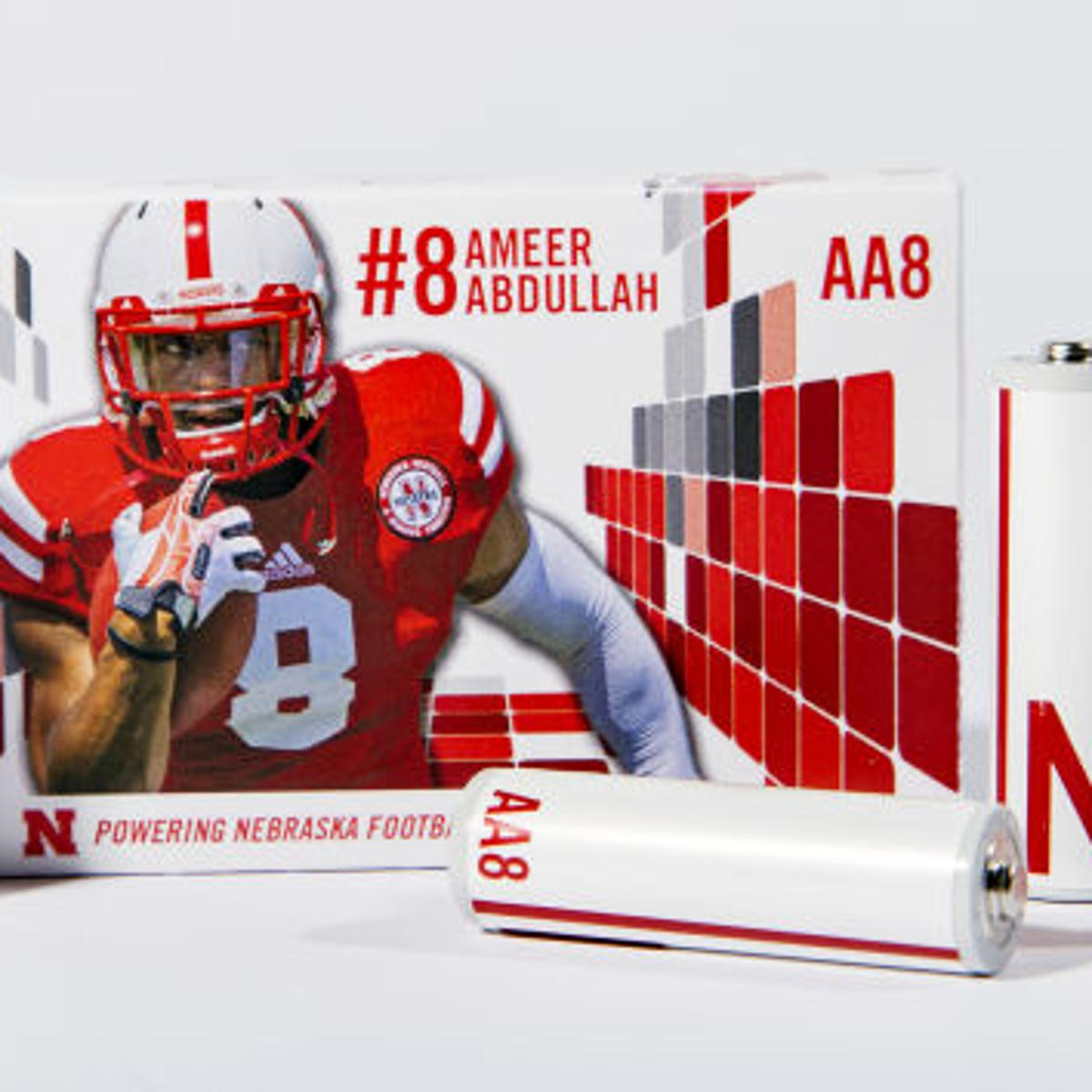 the latest 58a05 eb502 Promoting Abdullah proving to be an easy task | Husker ...