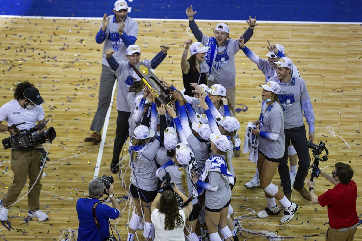 NCAA Finals Volleyball