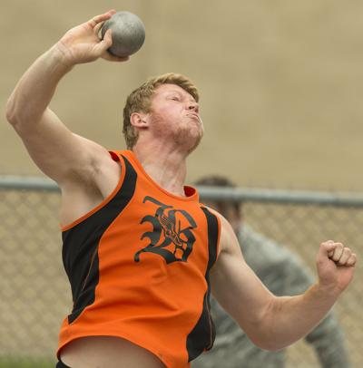 State track and field, 5.20.2016