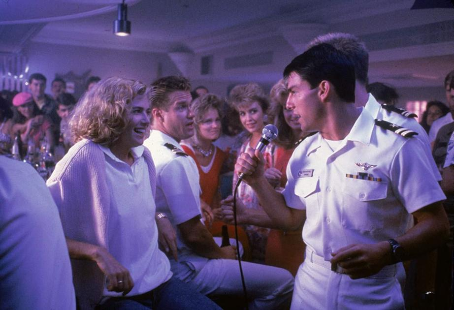 Lincoln Airport to hold free outdoor screenings of 'Top Gun' in July