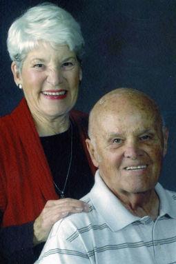 Jack and Phyllis Hinman
