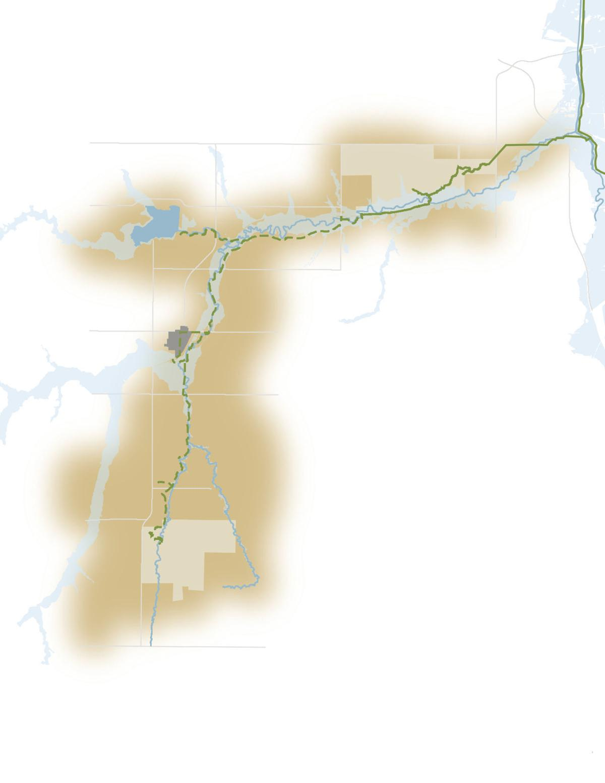 Haines Branch Prairie Corridor Project Is An Opportunity To