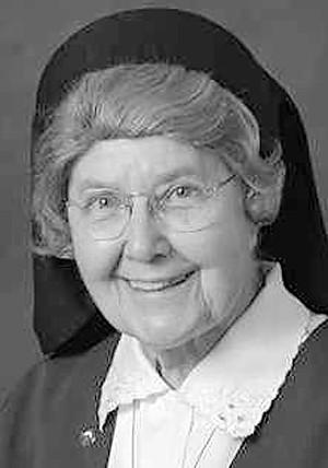 Braun Sister Barbara Ann Osf Lincoln Ne Journal Star