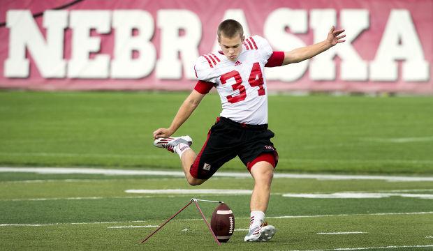 Nebraska Football Practice at Hawks Championship Center, 8.7.14
