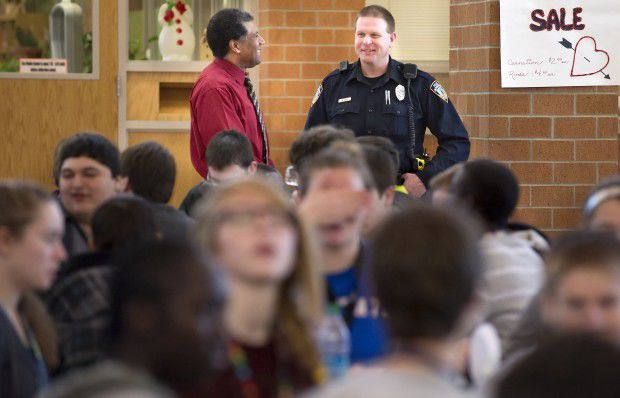 Lincoln Southwest school resource officer