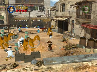 Review Lego Indiana Jones Changes Arent Enough Games