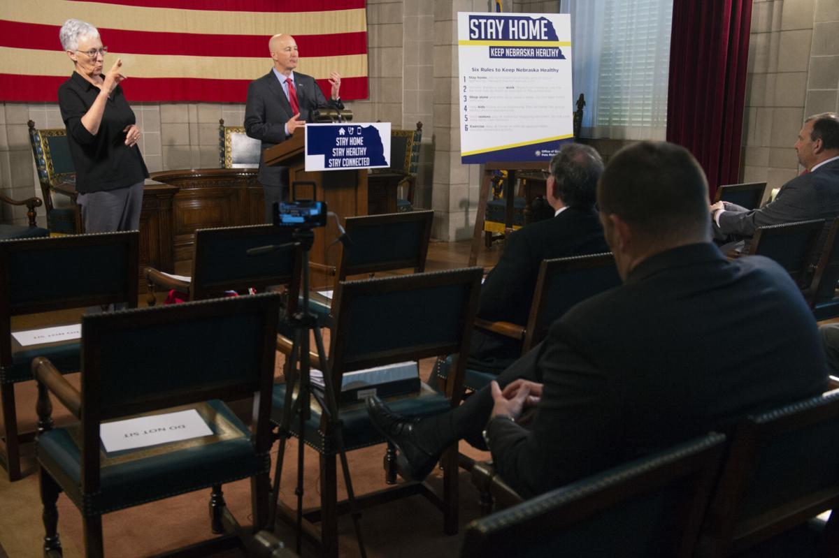 Governor Coronavirus Updates (copy)