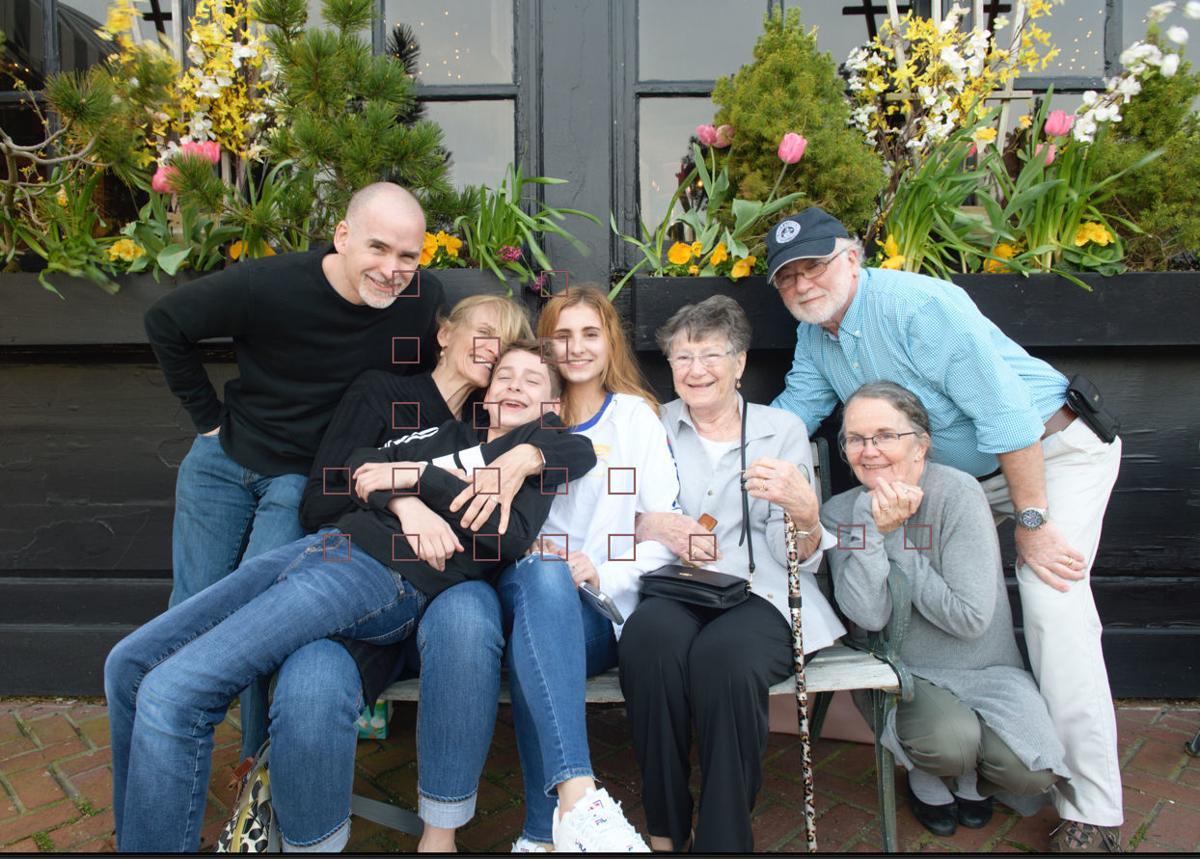 Cape May Family Photo