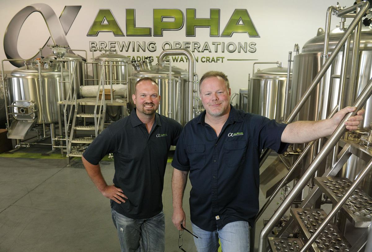 startup reinforces lincoln as brewing equipment mecca local