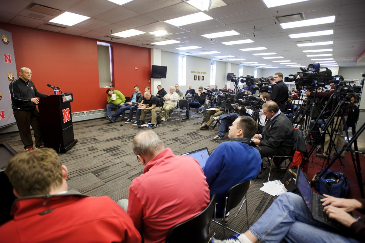 Spring Practice 2016 Press Conference