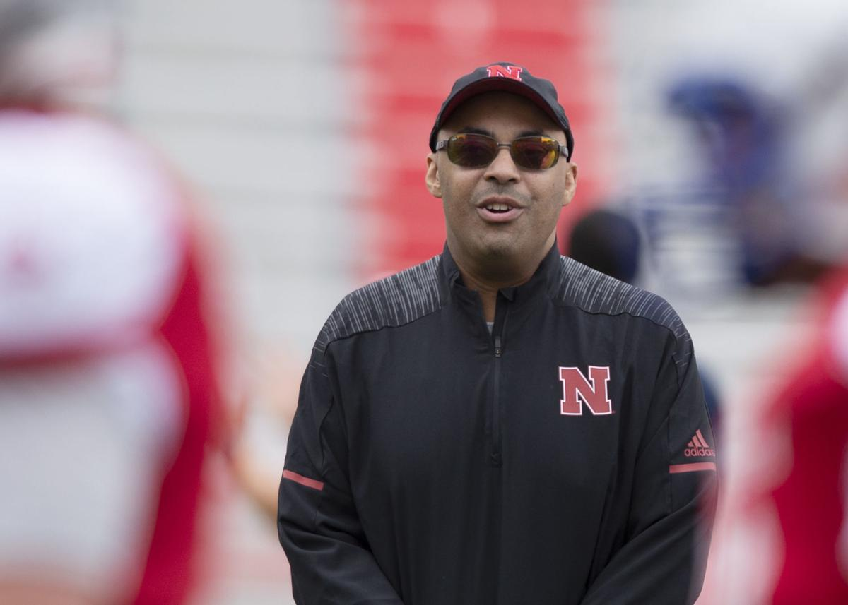 Huskers Football Pipeline Camp, 6.15