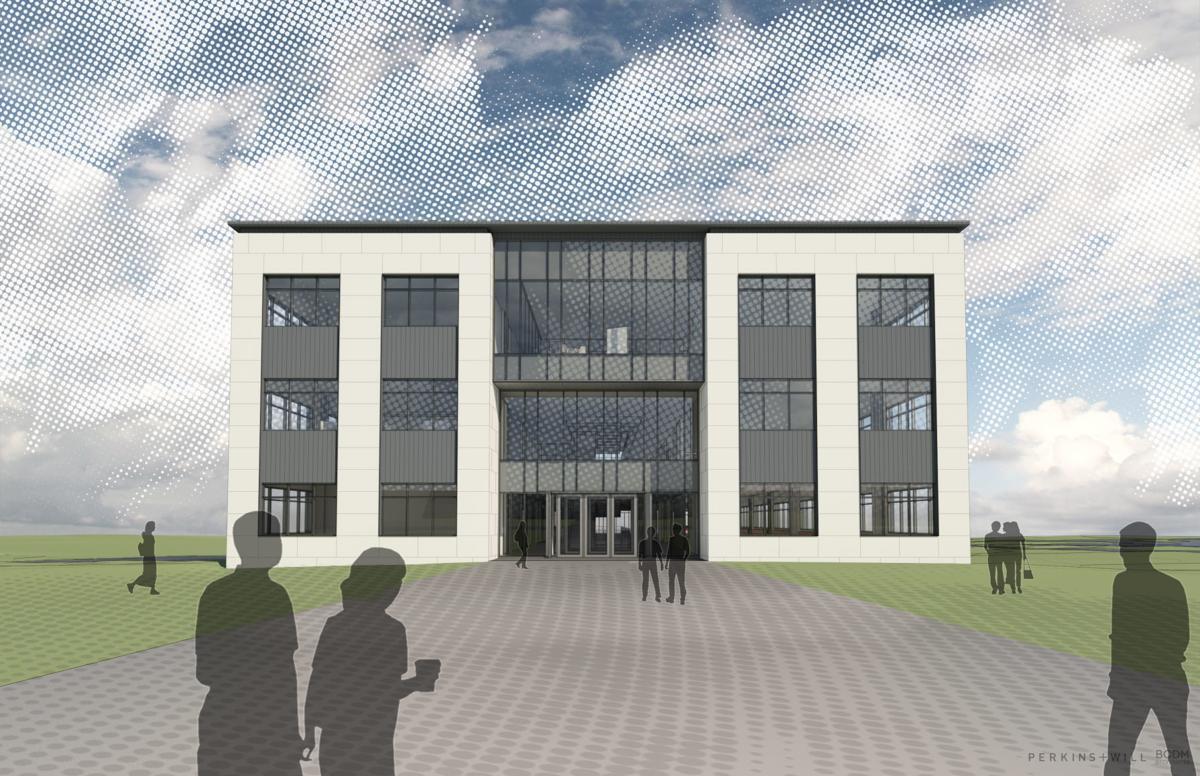 SCC Health Sciences building