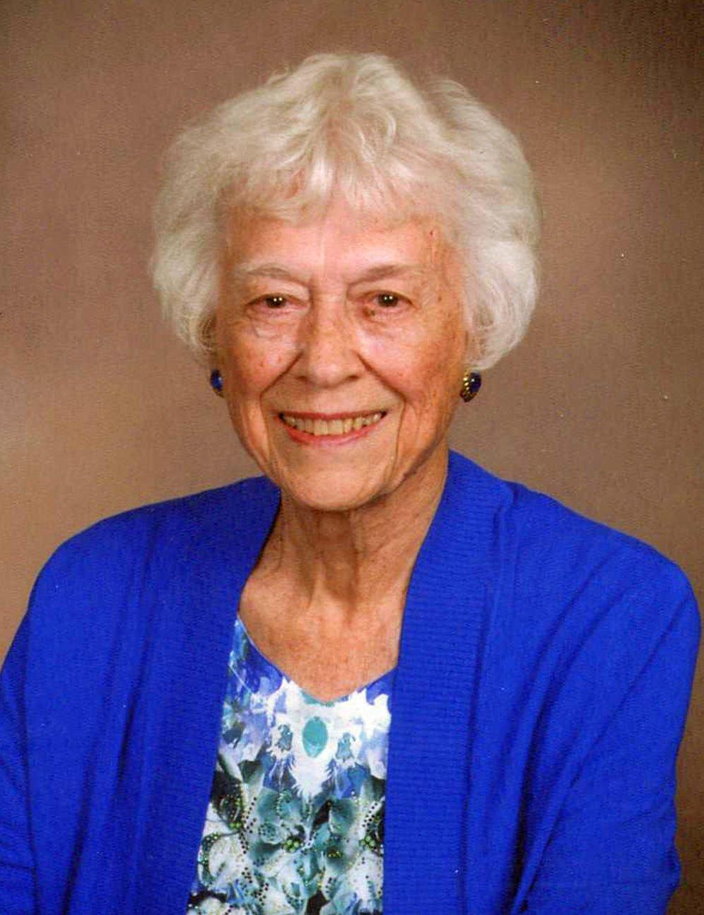 Happy 90th birthday, Phyllis Frickel