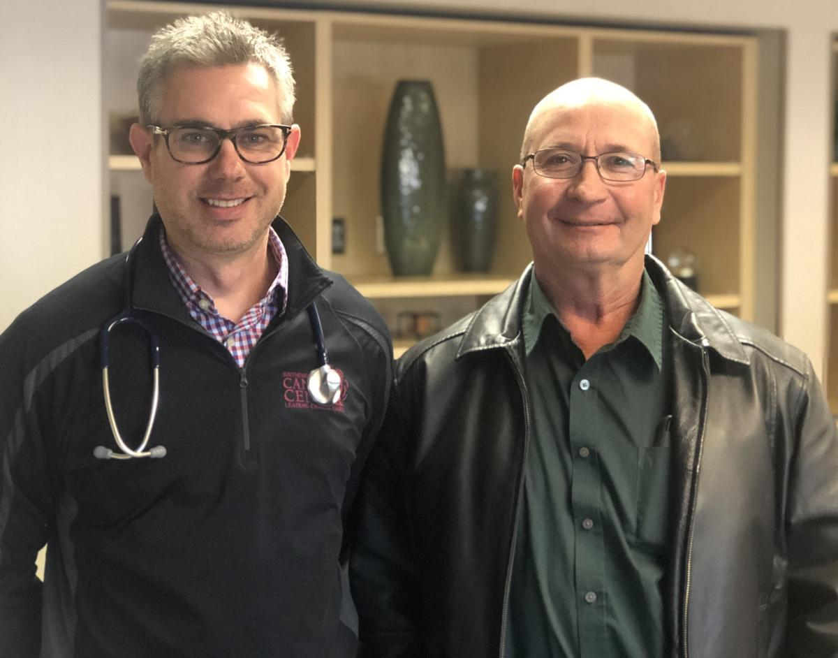 Steven G. Dunder, MD, and Greg Rezac