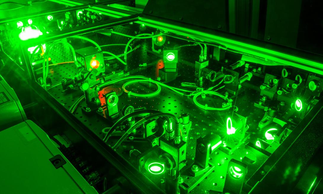 Archimedes Laser at the University of Nebraska-Lincoln