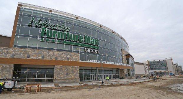Nebraska Furniture Mart In Texas Redefines Big Box Local Business