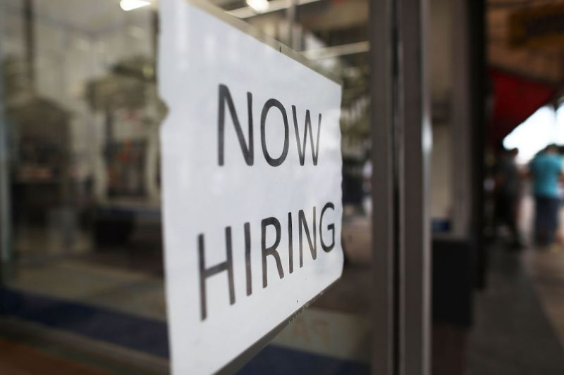 Job search required  again for most collecting unemployment