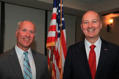 Tim Brusnahan, Gov. Ricketts