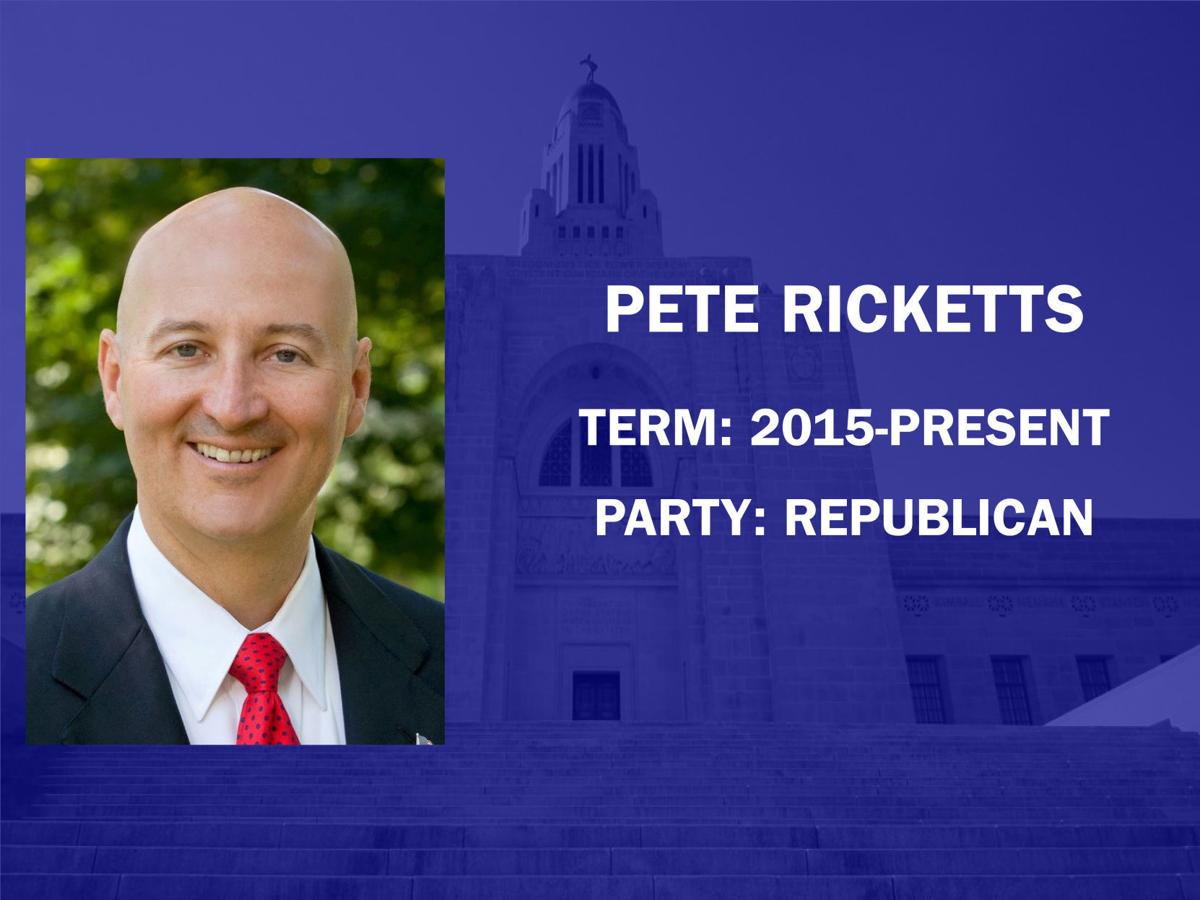 10 Governors Pete Ricketts