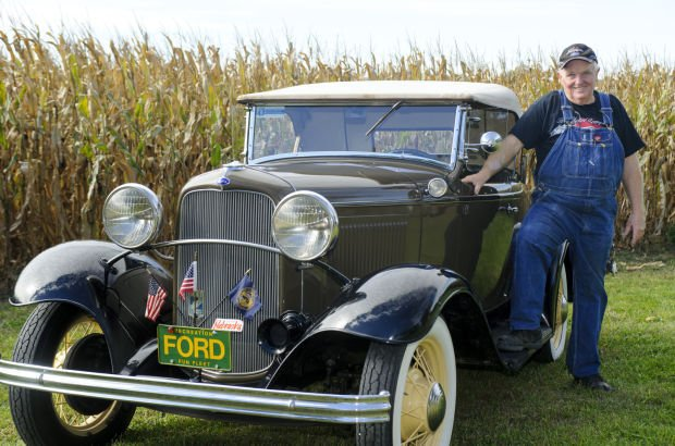 Sid Dillon Lincoln Ne >> Ford memorabilia, vehicles to be sold at auction | Local ...