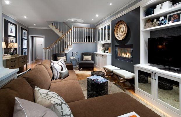 Candice Oldson Living Room Redo