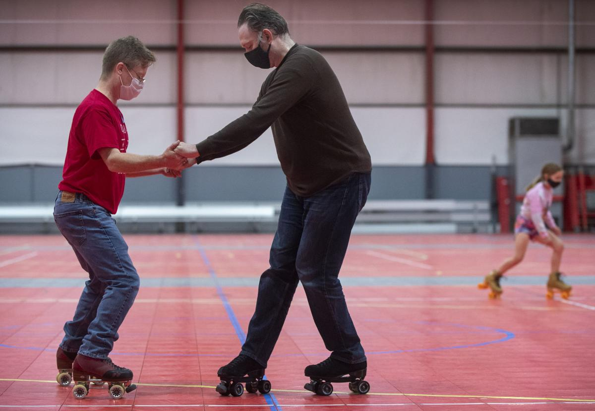 Roller Skating, 5.8