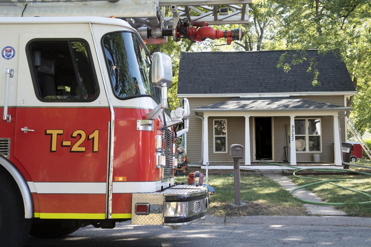 5327 Garland fire