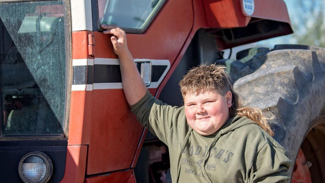 12-year-old Wyoming farmer is youngest crop insurance holder