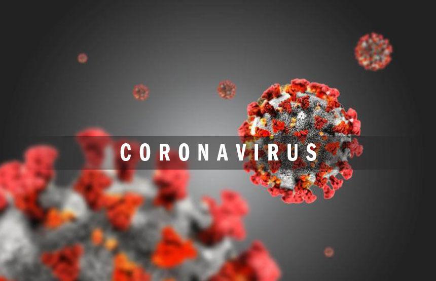 Coronavirus logo 2020