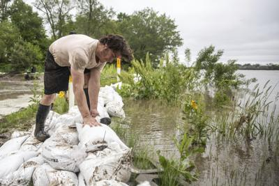 Spring Flooding-Evacuating Again