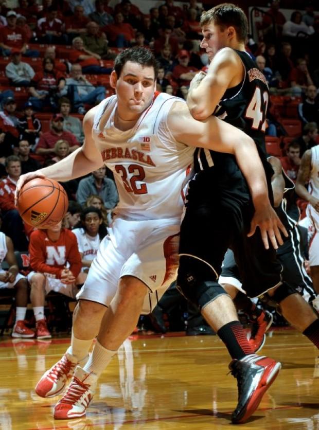 Photos: Husker men's basketball vs. Nebraska-Omaha, 11.18 ...