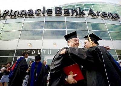 Arena graduation