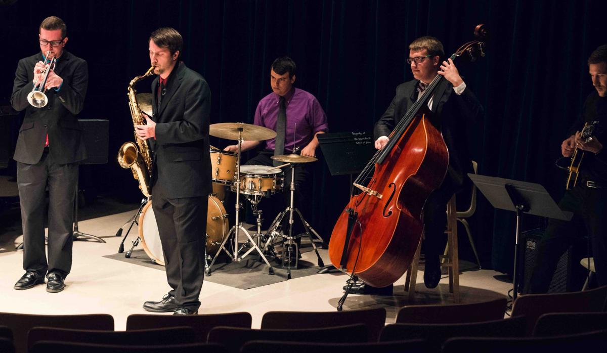 Undergrad Jazz Combos