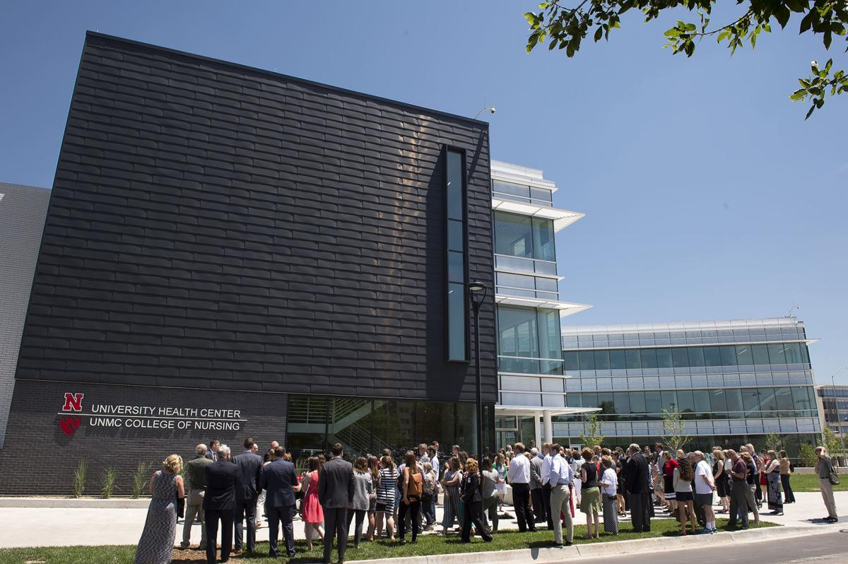 Unl Unmc Celebrate Completion Of 43 9m Student Health