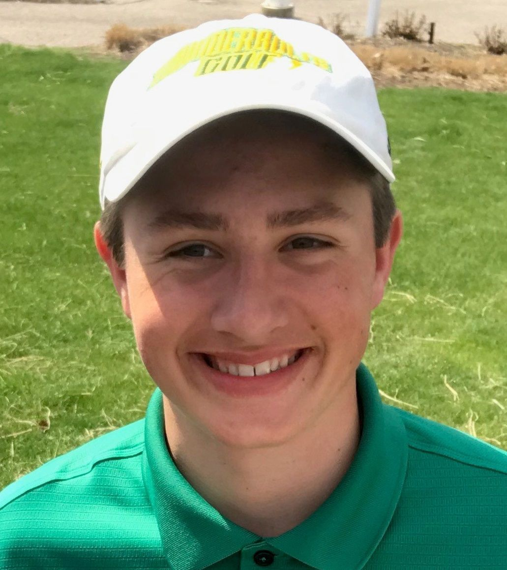 Country Club of Lincoln's honorary junior golf winners