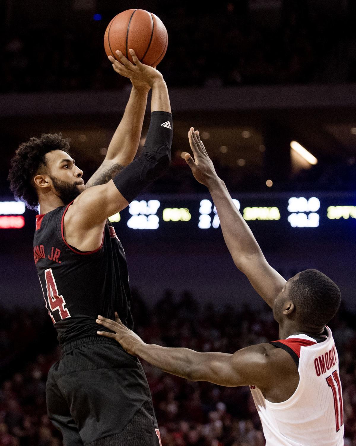 Rutgers vs. Nebraska, 2/10/18