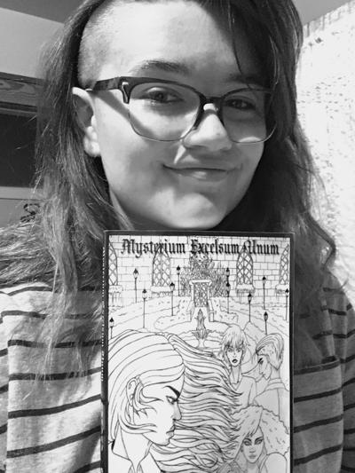 LPS student creates magic in Lincoln in first published book in a