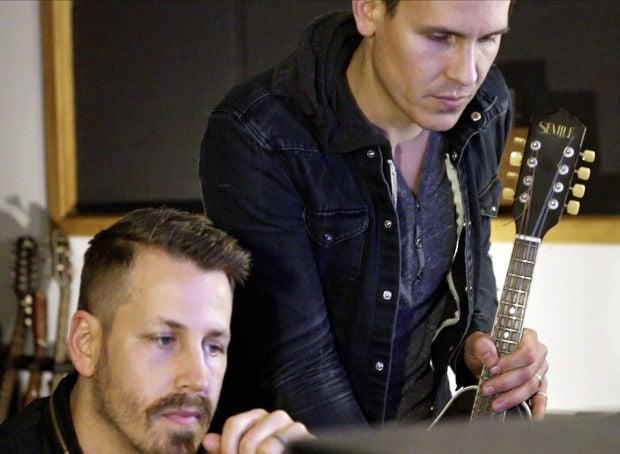 Philip and David Zach