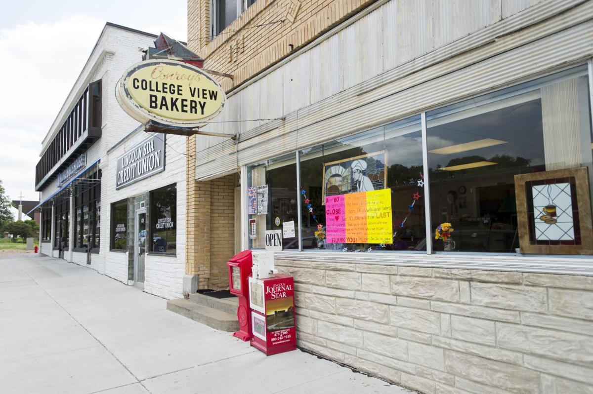 Conroy's Bakery Closing