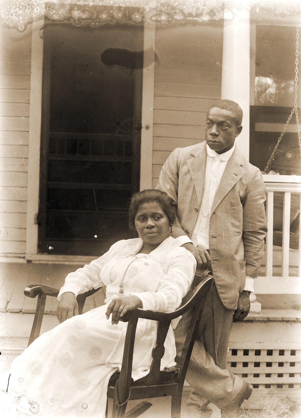 John and Odessa Johnson