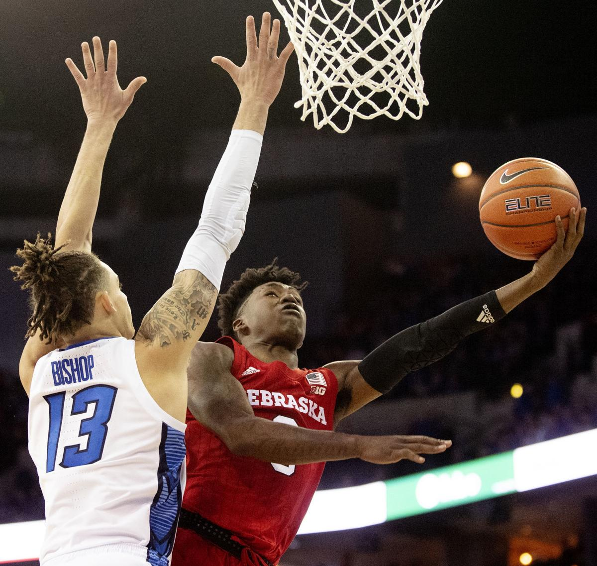 Creighton vs. Nebraska, 12.7