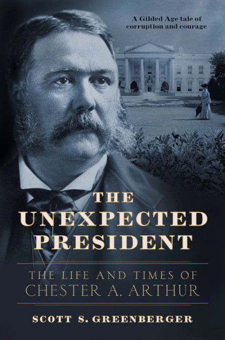 Unexpected President book cover
