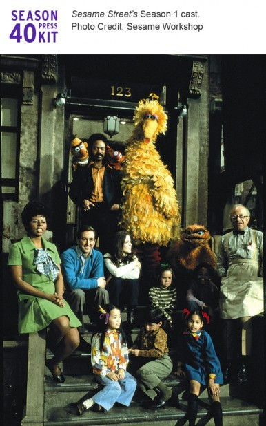 Big Bird's still huge as 'Sesame Street' hits 40 | Lifestyles