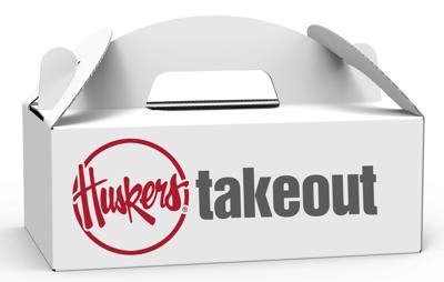 Husker Takeout logo
