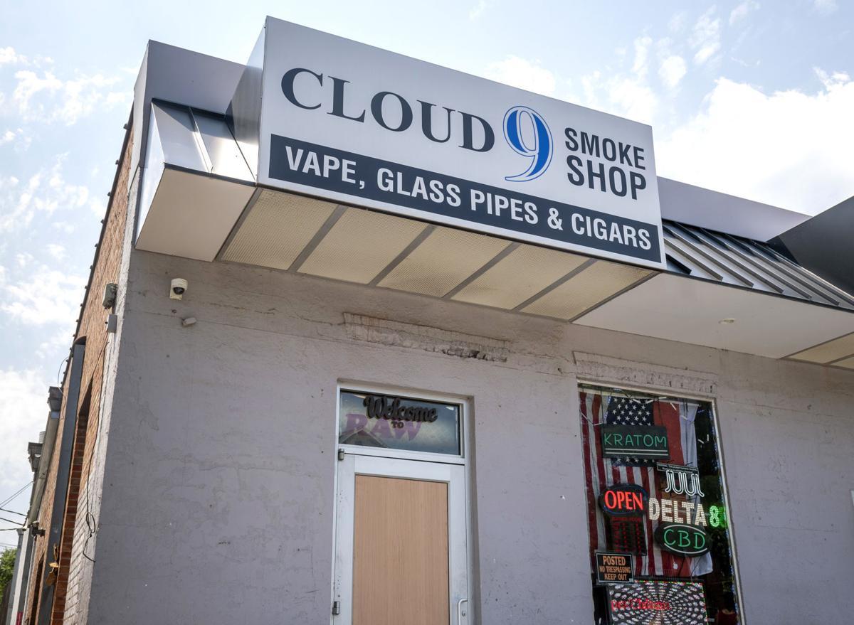 Vape shops break-ins, 7.9